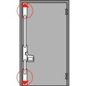 Комплект EXIT PAD 2P на две точки запирания