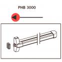 Комплект PHB 3000 с одной точкой запирания