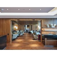 Бесконтактный доступ на кухню в ресторанах с автоматическими раздвижными дверями dormakaba