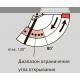 Ограничитель угла открывания для установки в G-N, G96N20 35800093
