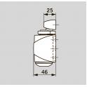 TS 90 Impulse, EN3/4 дверной доводчик