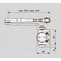 TS Compakt EN 2/3/4 дверной доводчик