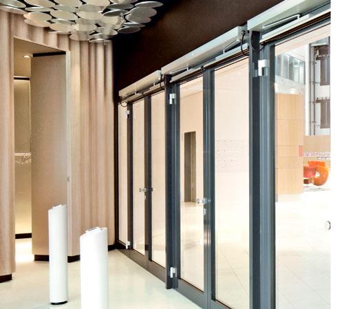 Приводы ED100 и ED250 обеспечивают оптимальное соответствие для любых дверей