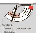 Ограничитель угла открывания для TS90