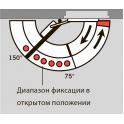 ФОП для установки в скользящий канал G-N
