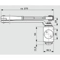 TS Profil дверной доводчик