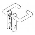 Комплект ручек на щитке Pure 8100 / 7051K PZ/72